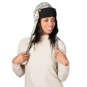 Muk Luks Counting Sheep Cable Knit Trapper Hat